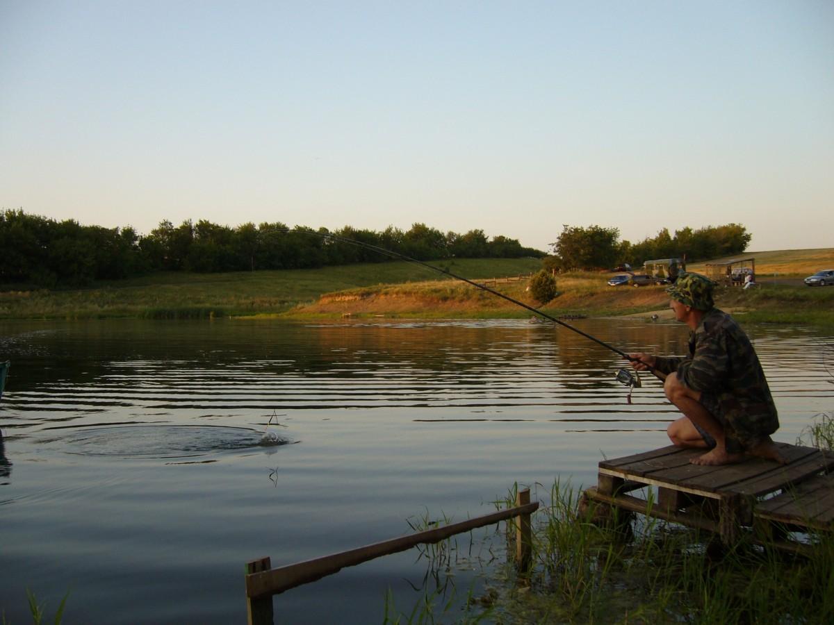 рыбацкие базы на хопре